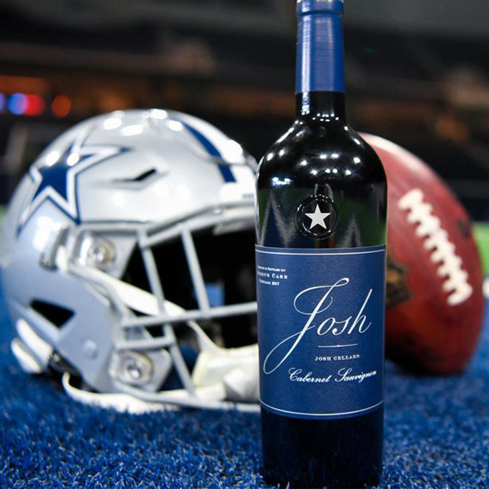 JOSH CELLARS - DALLAS COWBOYS SPECIAL EDITION CABERNET SAUVIGNON - BOTTLE