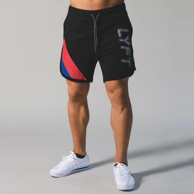 Men Casual Outdoor Breathable Sports Short Pants