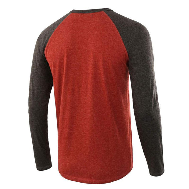 Man Casual Contrast Color Pullover