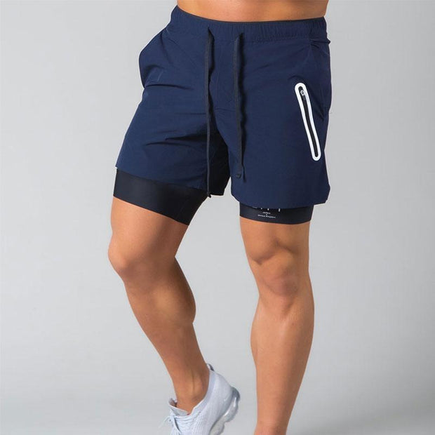Men Casual Quick-drying Shorts Pants