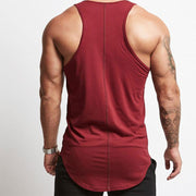 Men Breathable Quick-drying Sport Sleeveless Vest