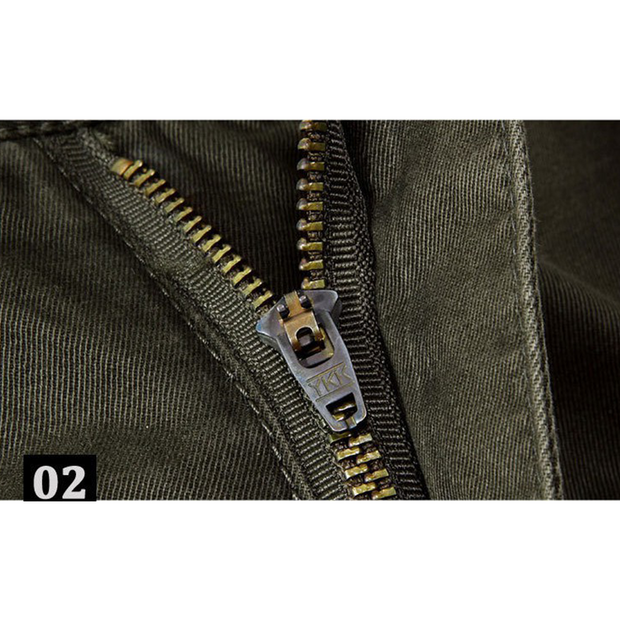 Man Outdoor Military Casual Trousers
