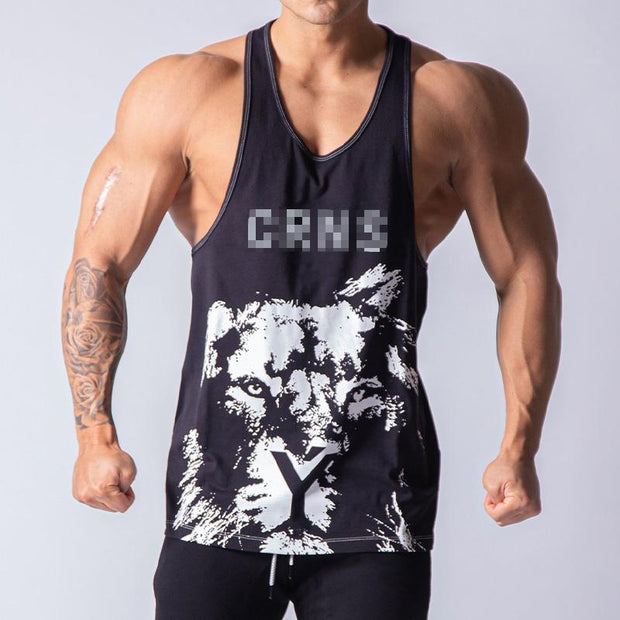 Men's Summer Casual Sports Sleeveless Vest