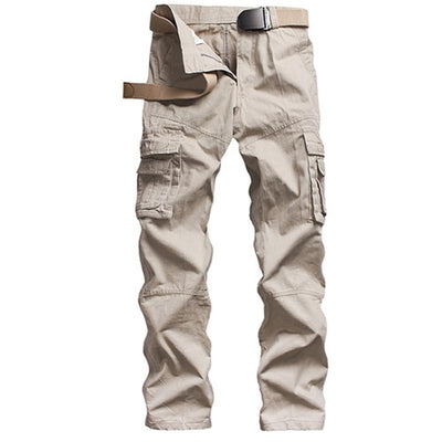 Men's Soild Color Waterproof Climbing Trousers Overall Pants