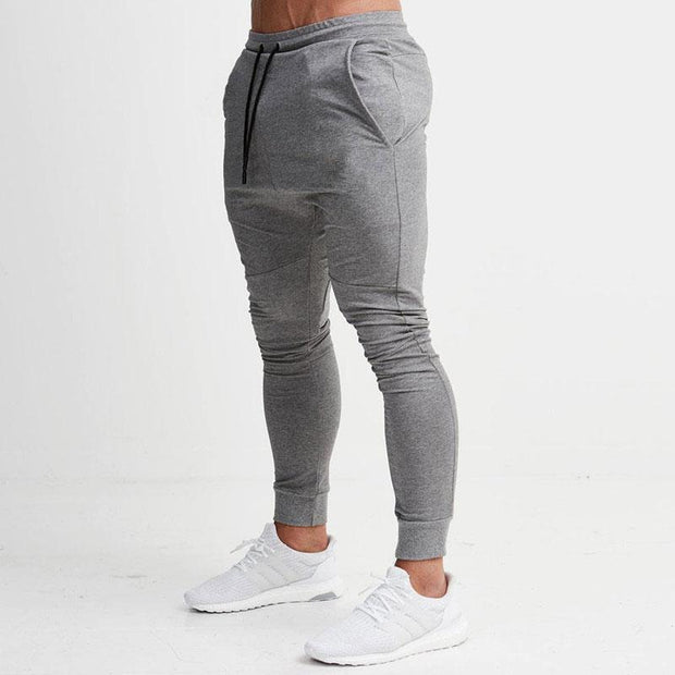 Man Casual Sport Style Stretch Pants