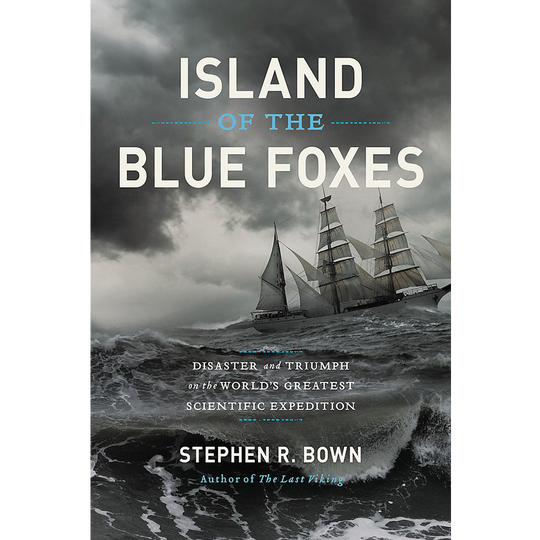 Stephen R. Bown Shortlisted for the RBC Taylor Prize