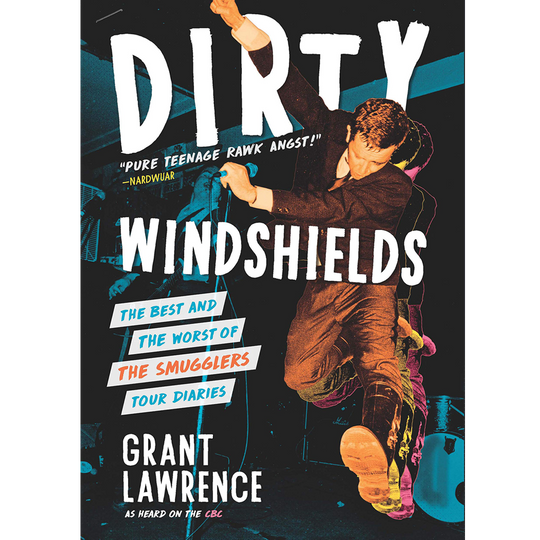 Spindrift and Dirty Windshields shortlisted for BC Book Prizes
