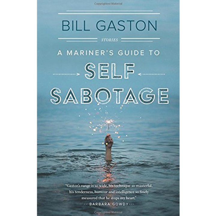 Bill Gaston wins city of Victoria Butler Book Prize