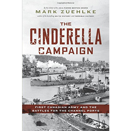 Mark Zuehlke shortlisted for the John W. Dafoe Book Prize