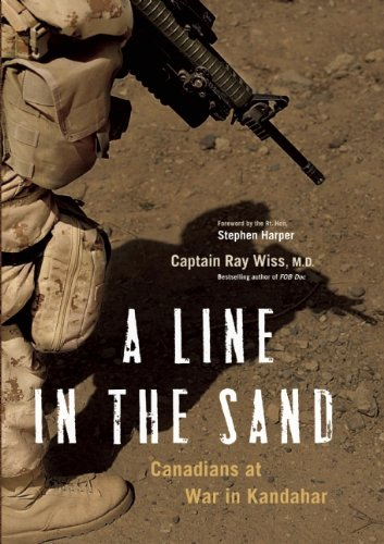 A Line in the Sand : Canadians at War in Kandahar