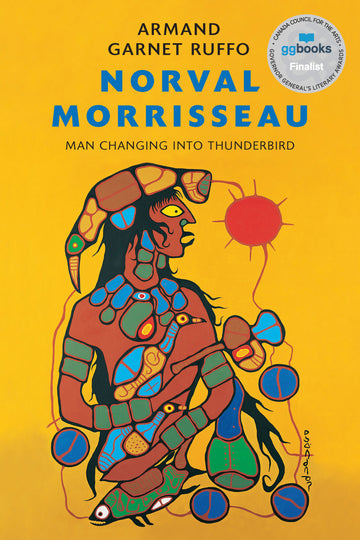 Norval Morrisseau : Man Changing into Thunderbird