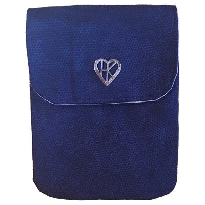 Perfect Wristlet to be Hands Free (Navy)