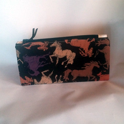 Makeup Bags (Multiple colors and prints)