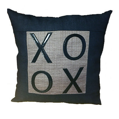 Love: XOXO Pillow
