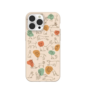 Seashell Puppers iPhone 13 Pro Max Case