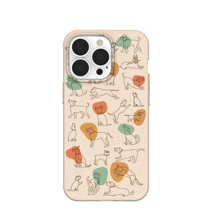 Seashell Puppers iPhone 13 Pro Case