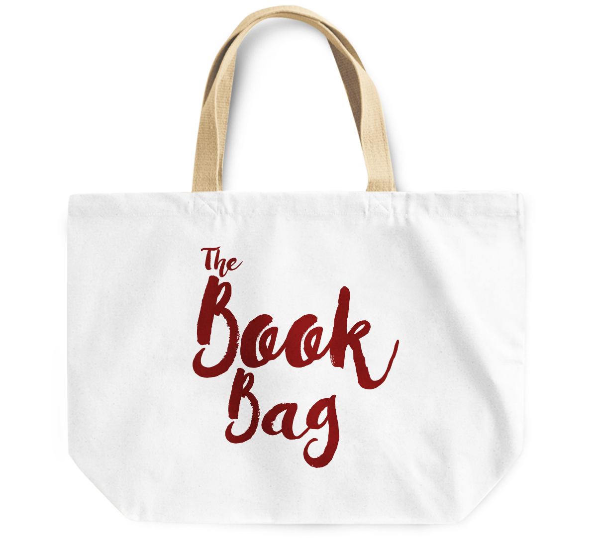 Tote Bag The book Bag By Loud Universe