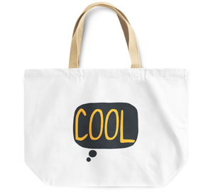 Tote Bag Cool By Loud Universe
