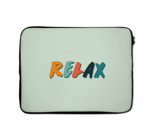 Laptop Sleeves Relax Meditation Relaxation