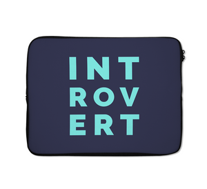 Laptop Sleeves Introvert