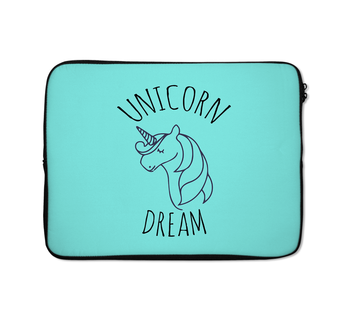 Laptop Sleeves Unicorn Dream
