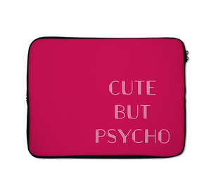 Cute Laptop Sleeves Psycho Laptop Sleeves Slay Laptop Sleeves Oootd Laptop Sleeves 13 inch