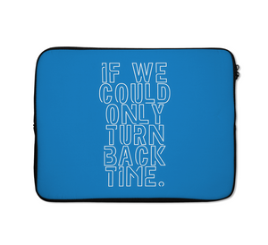 Neon Laptop Sleeves Turn Back Laptop Sleeves Guys Laptop Sleeves Him Laptop Sleeves 13 inch