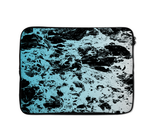 Green Marble Laptop Sleeves Blue Marble Laptop Sleeves Dark Laptop Sleeves 13 inch