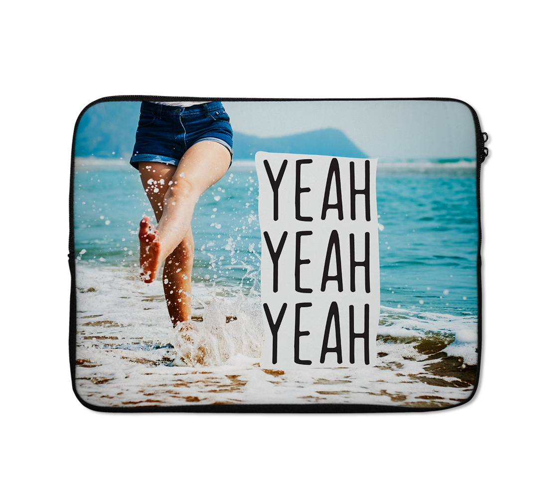 Yeah Laptop Sleeves Yeah Yeah Laptop Sleeves Happy Laptop Sleeves 13 inch