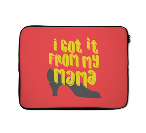 Mama Laptop Sleeves Mama Daughter Laptop Sleeves 13 inch