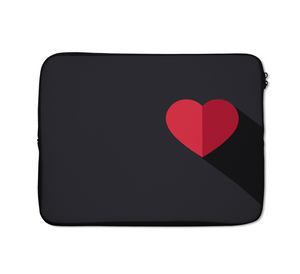 Love Laptop Sleeves Heart Laptop Sleeves Valentine Laptop Sleeves 13 inch