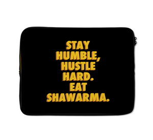 Humble Laptop Sleeves Shawarma Laptop Sleeves Dubai Laptop Sleeves 13 inch