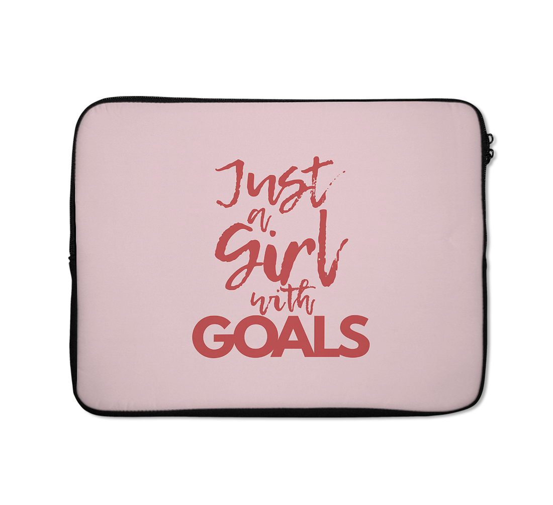 Girl Goals Laptop Sleeves Slay Girl Laptop Sleeves 13 inch