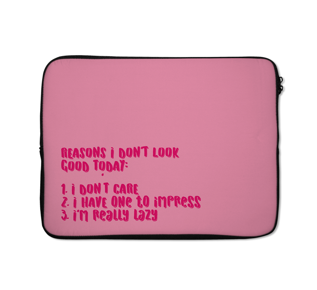 i Dont Care Laptop Sleeves Lazy Laptop Sleeves Inspiration Laptop Sleeves 13 inch