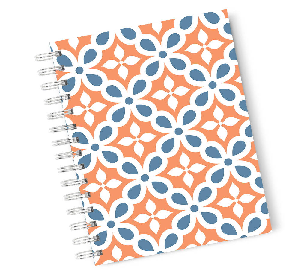 A4 Hardcover Notebook Girls Girls Girls Spiral Notebook with High Quality Bright White Paper