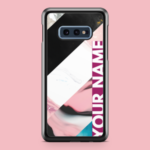 Marble Personalised Phone Case
