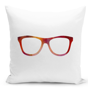 White-Throw-Pillow-Glasses---High-Quality-White-16-x-16-inch-Square-Home-Office-Decor-Accent-Pillow-