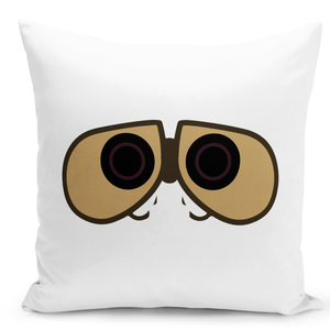 White-Throw-Pillow-Binoculars---Colorful-With-White-16-x-16-inch-Square-Home-Accent-Pillow-Sofa-Cushion-