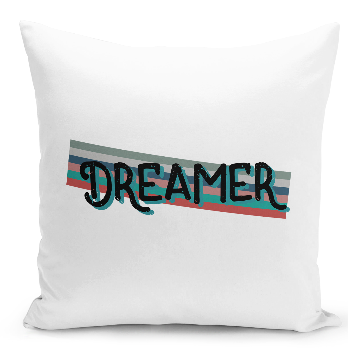 16x16-inch-Throw-Pillow-for-Home-Decor-with-Stuffing-Dreamers-Pillow-