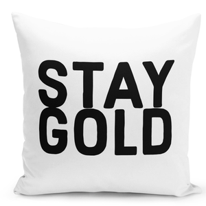 16x16-inch-Throw-Pillow-for-Home-Decor-with-Stuffing-Stay-Gold-