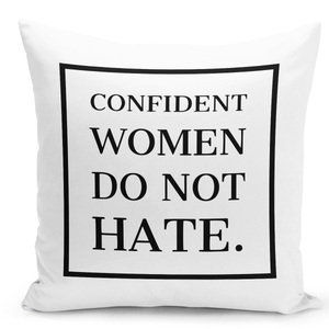 16x16-inch-Throw-Pillow-for-Home-Decor-with-Stuffing-Confident-Women-Do-Not-Hate-Girls-Women-Quote-Strong-Statement-