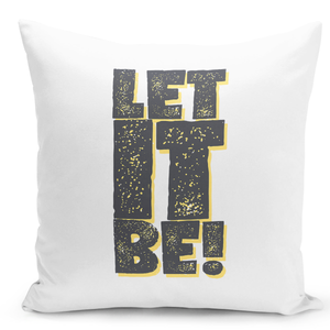 16x16-inch-Throw-Pillow-for-Home-Decor-with-Stuffing-Let-It-Be-Word-Od-Advise-Pillow-