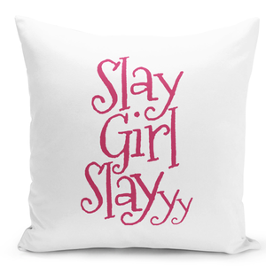 16x16-inch-Throw-Pillow-for-Home-Decor-with-Stuffing-Slay-Girl-Slay-Women-Girls-Female-Pillow-
