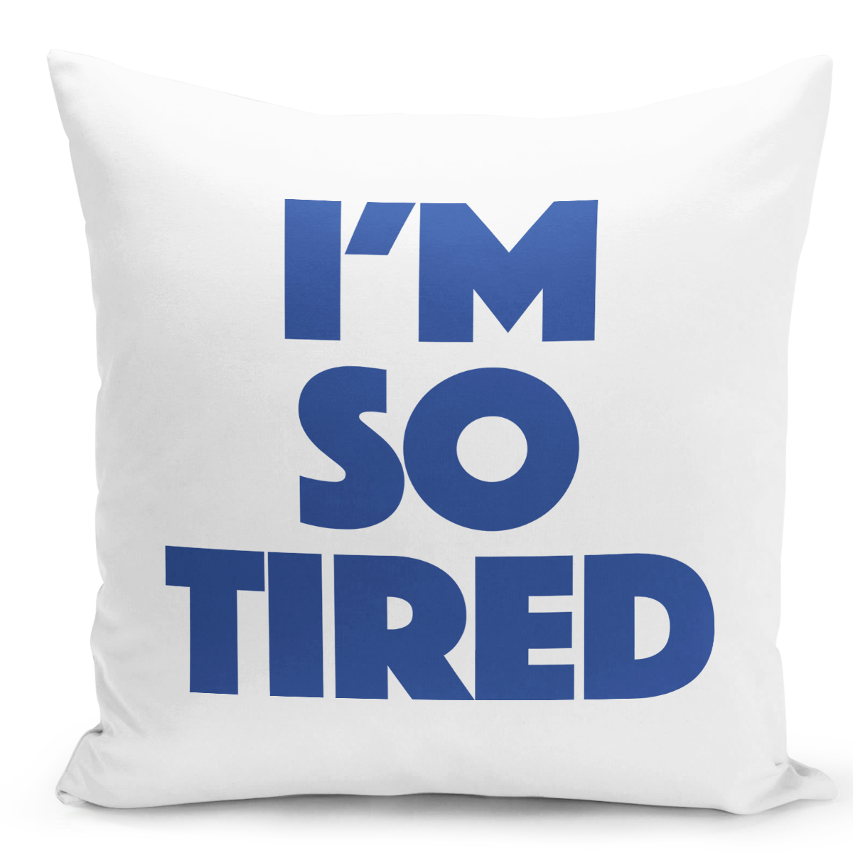 16x16-inch-Throw-Pillow-for-Home-Decor-with-Stuffing-i-Am-So-Tired-Sleepy-Head-Pillows-