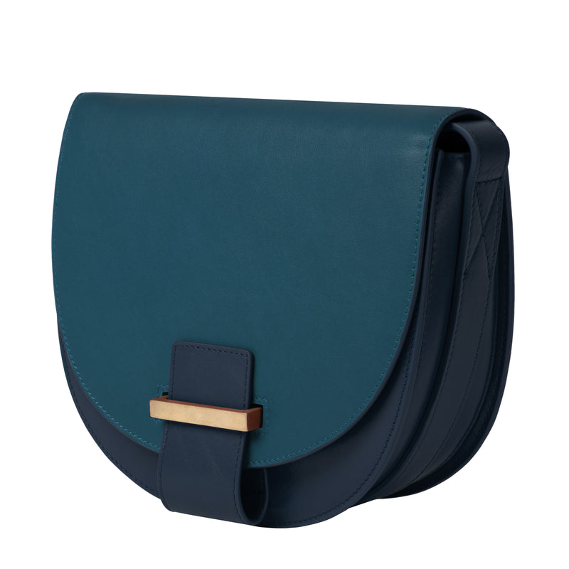 Saddle Bag small oceana/octane