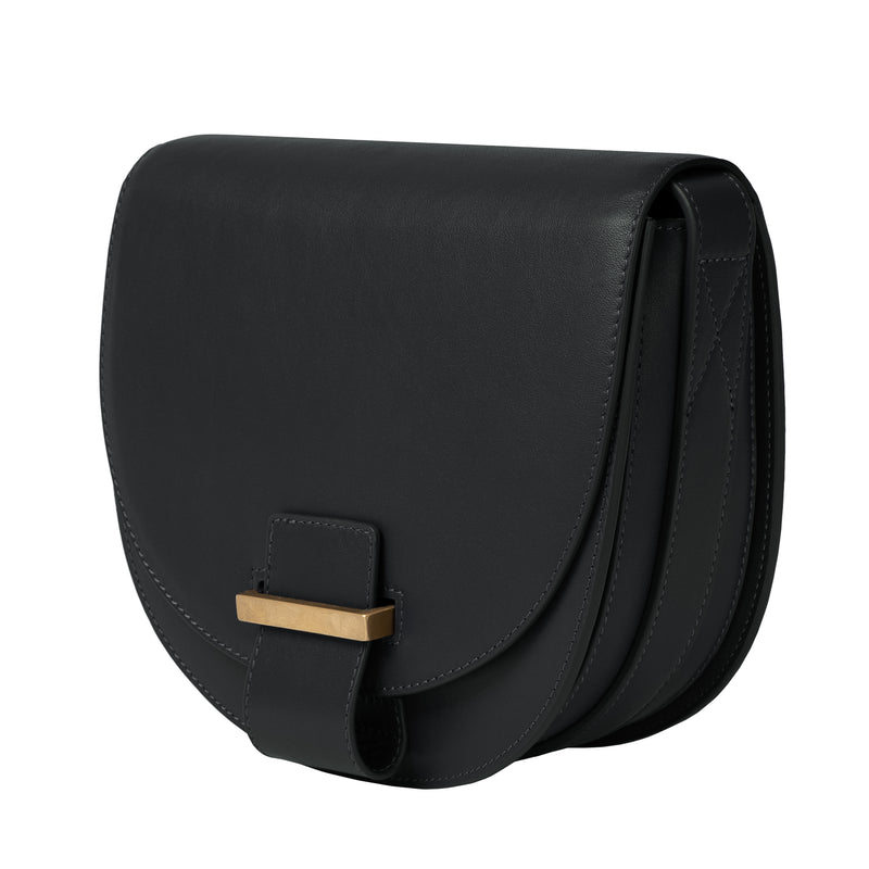 Saddle Bag small black