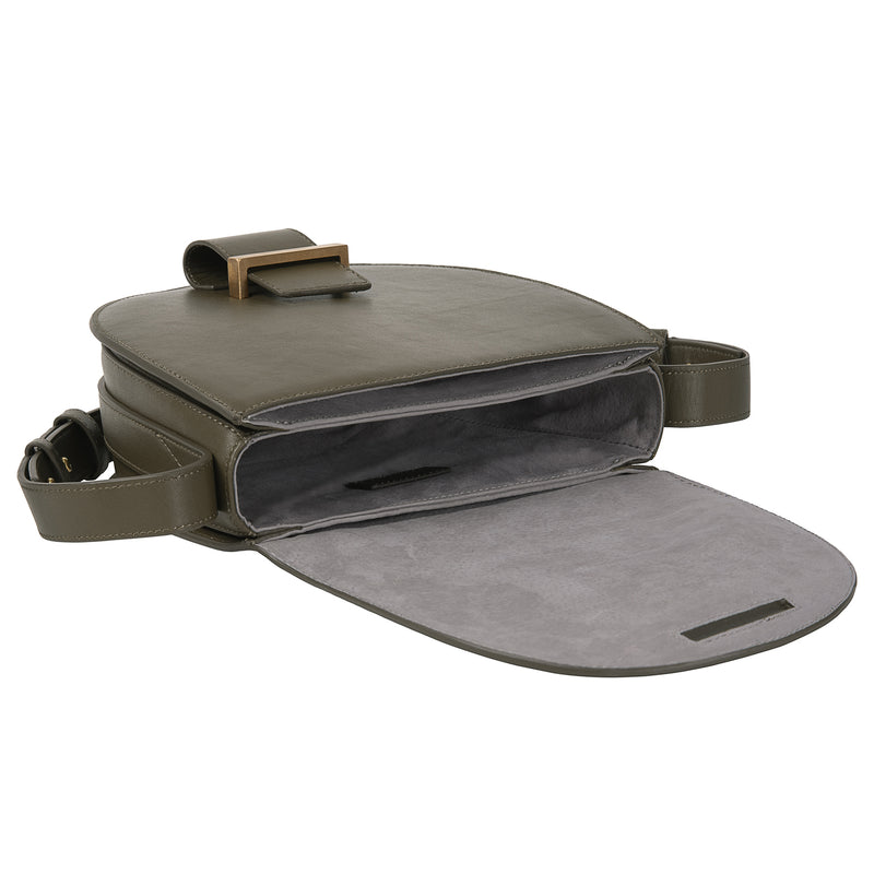 Saddle Bag small truffle
