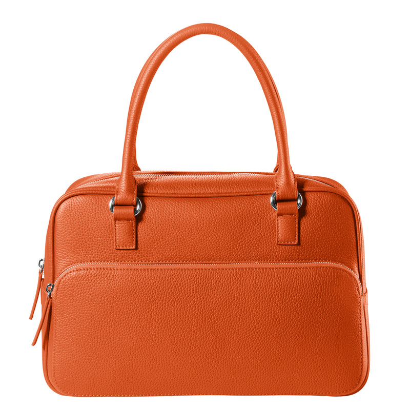 City Bag orange