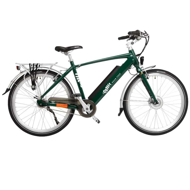 EMU Crossbar Electric Bike 2020 Model Inc Battery - Switch Cycles