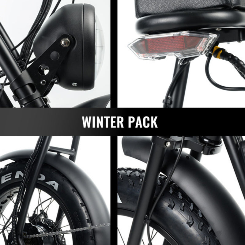 Synch Super Monkey Electric Bike Winter Pack - Switch Cycles